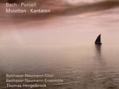 ヘンゲルブロック指揮バルタザール・ノイマン合唱団のパーセル&バッハ(2007.3録音)を聴いて思ふ