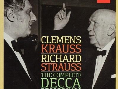 クラウス指揮ウィーン・フィルのR.シュトラウス「英雄の生涯」(1952.9録音)ほかを聴いて思ふ