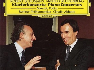 ポリーニ&アバド指揮ベルリン・フィルのシェーンベルク協奏曲(1988.9録音)を聴いて思ふ