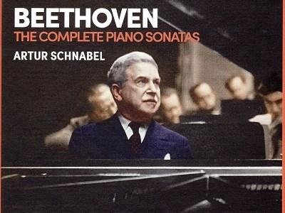 シュナーベルのベートーヴェン ソナタ「月光」(1934.4.23録音)ほかを聴いて思ふ