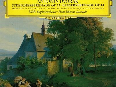 イッセルシュテット指揮北ドイツ放送響 ドヴォルザーク セレナード集(1963.12録音)を聴いて思ふ
