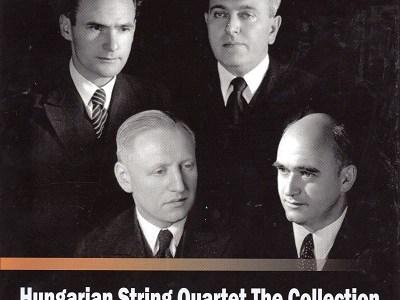 ハンガリー弦楽四重奏団のチャイコフスキー四重奏曲第1番ほか(1952.9録音)を聴いて思ふ