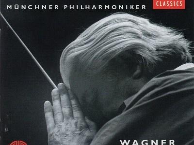 チェリビダッケ指揮ミュンヘン・フィル ワーグナー管弦楽曲集(1993.2Live)を聴いて思ふ