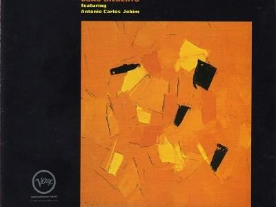 """GETZ / GILBERTO Stan Getz Joao Gilberto featuring Antonio Carlos Jobim"" (1964)を聴いて思ふ"