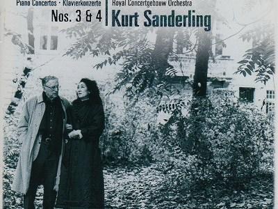 内田光子 ザンデルリンク指揮コンセルトヘボウ管 ベートーヴェン 協奏曲第3番(1994.11録音)ほかを聴いて思ふ
