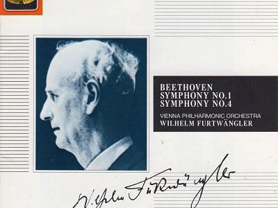 フルトヴェングラー指揮ウィーン・フィル ベートーヴェン 第1番(1952.11録音)ほかを聴いて思ふ