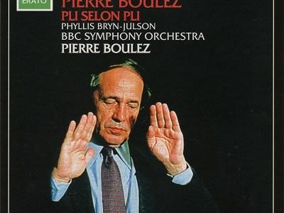 ブーレーズ指揮BBC響 ブーレーズ プリ・スロン・プリ~マラルメの肖像(1981.11録音)