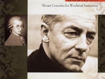 ライスター カラヤン指揮ベルリン・フィル モーツァルト クラリネット協奏曲K.622ほか(1971.8録音)