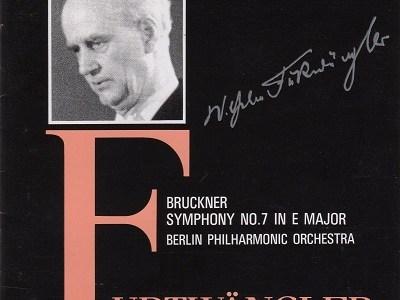 フルトヴェングラー指揮ベルリン・フィル ブルックナー 交響曲第7番(1949.10.18Live)