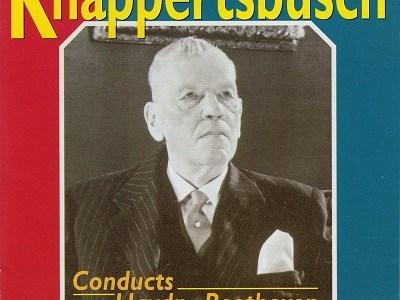 クナッパーツブッシュ指揮ヘッセン放送響 ベートーヴェン 交響曲第5番ほか(1962.3.20Live)