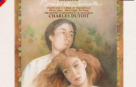デュトワ指揮モントリオール響 ベルリオーズ 劇的交響曲「ロメオとジュリエット」ほか(1985.5&10録音)