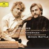 ツィマーマン ラトル指揮ベルリン・フィル ブラームス ピアノ協奏曲第1番(2003.9&2004.12録音)