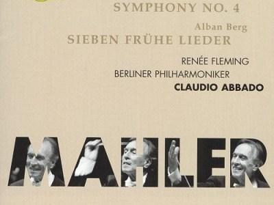 フレミング アバド指揮ベルリン・フィル ベルク 7つの初期の歌ほか(2005.5Live)