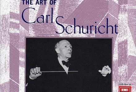 シューリヒト指揮ウィーン・フィル ブルックナー 交響曲第8番(1963.12録音)