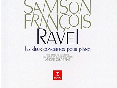 フランソワ クリュイタンス指揮パリ音楽院管 ラヴェル 左手のための協奏曲ほか(1959.6&7録音)