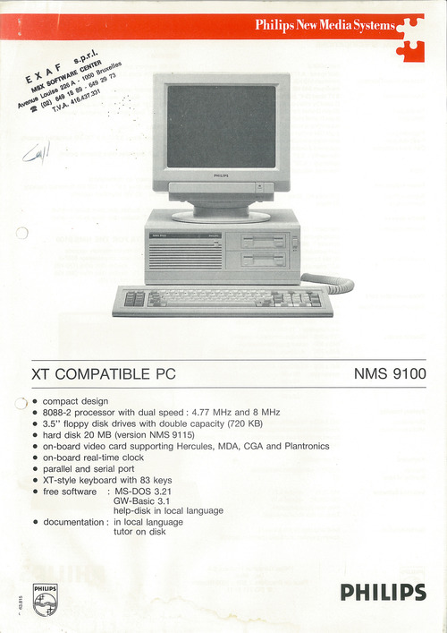 Philips NMS9100