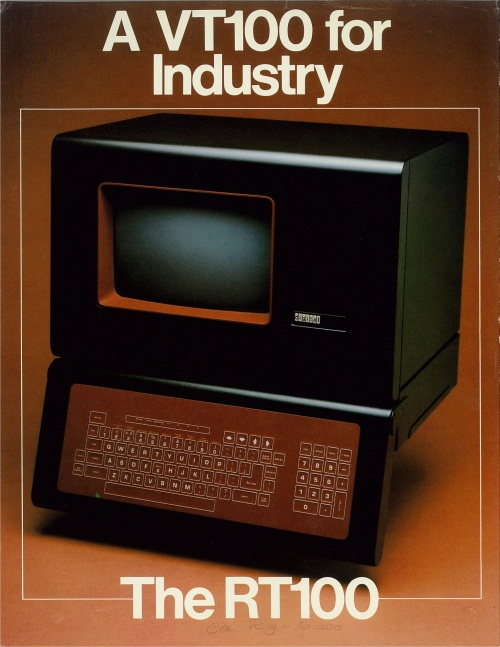 VT100 for Industry, The RT100