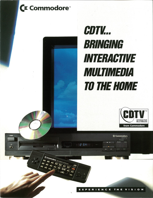 Commodore CDTV