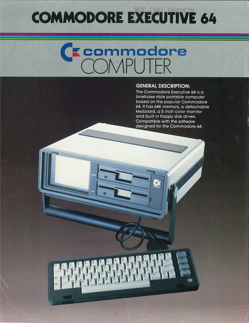 Commodore Executive 64