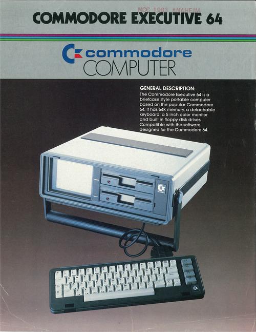 Commodore Executive 64