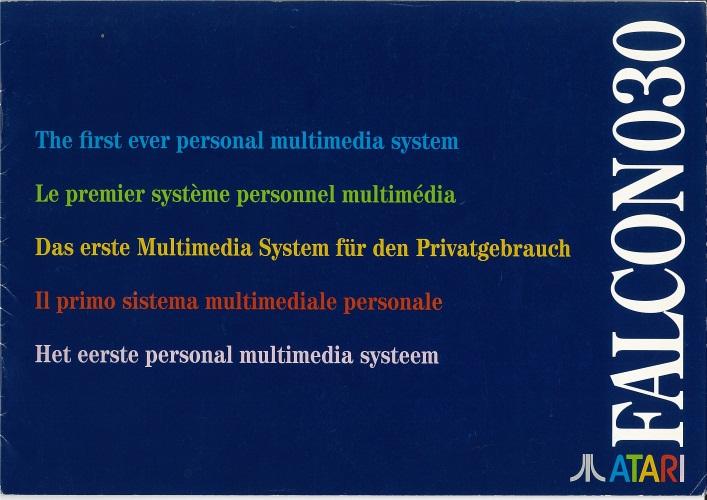 Atari Falcon 030