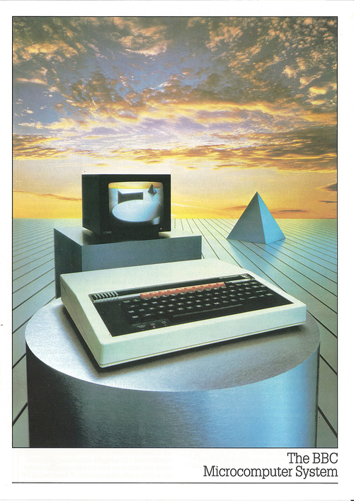 The BBC Microcomputer System