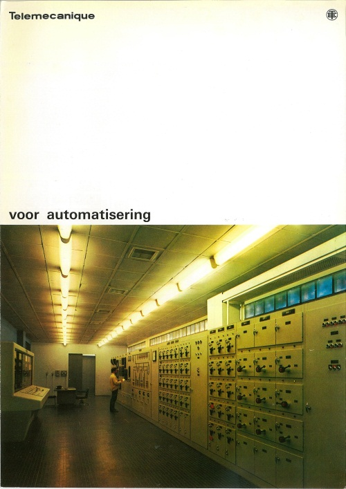 Telemecanique, voor automatisering