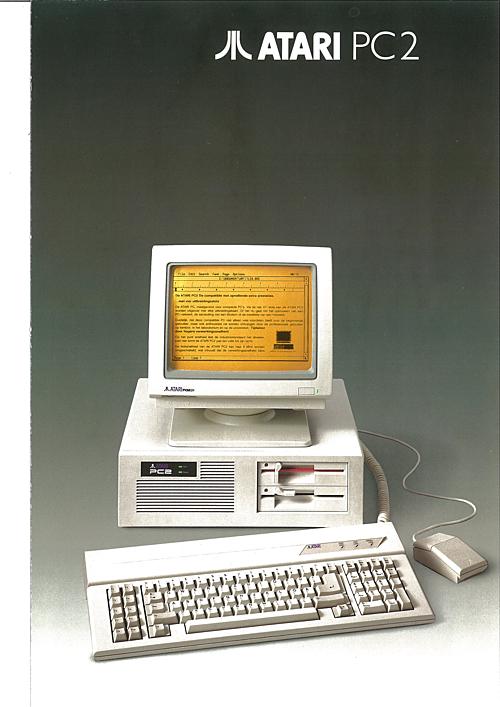 Atari PC2