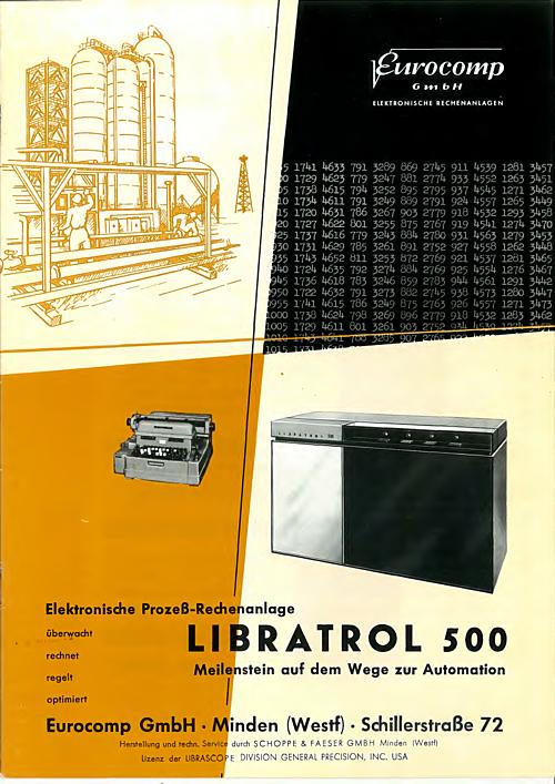 Eurocomp Libratrol 500