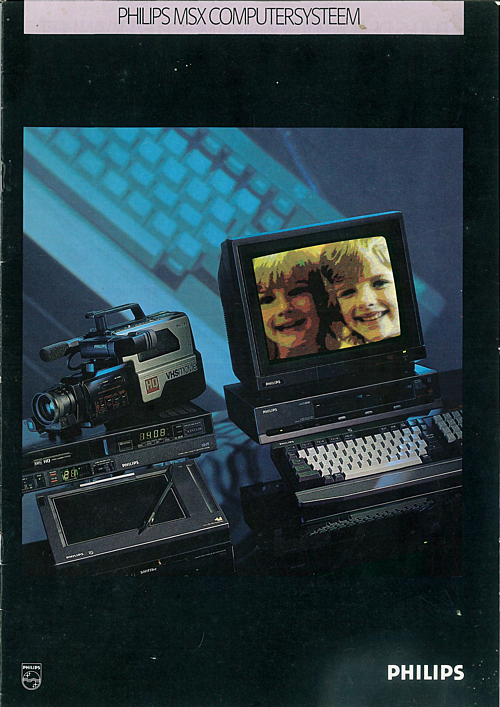 Philips MSX Computersysteem