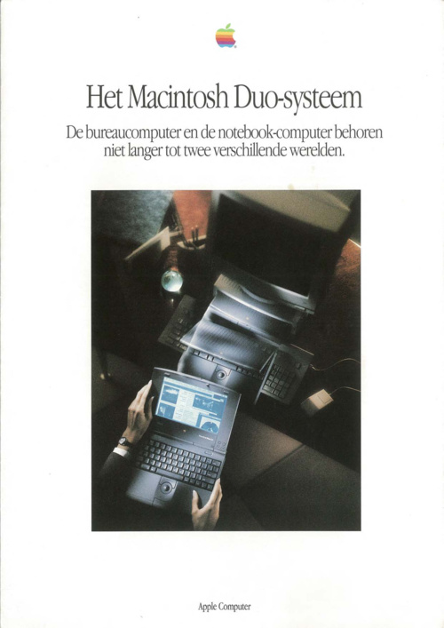 Het Macintosh Duo-systeem
