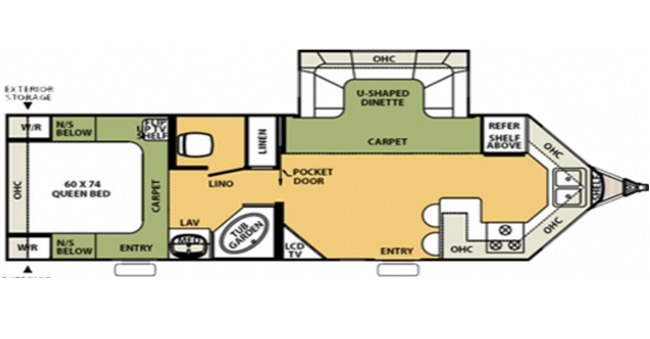 #12 V-Lite Preferred Floorplan