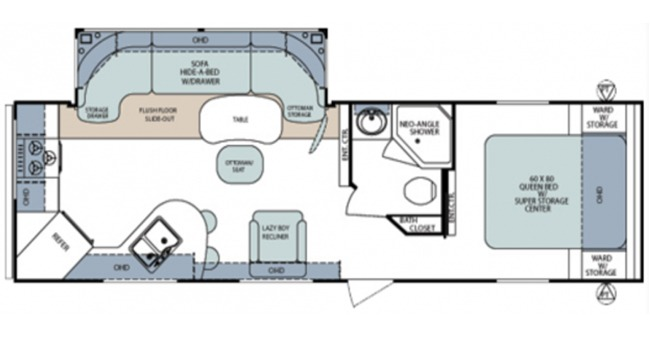 #14 Surveyor Select Floorplan