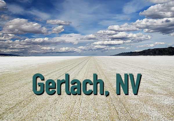 Gerlach, NV