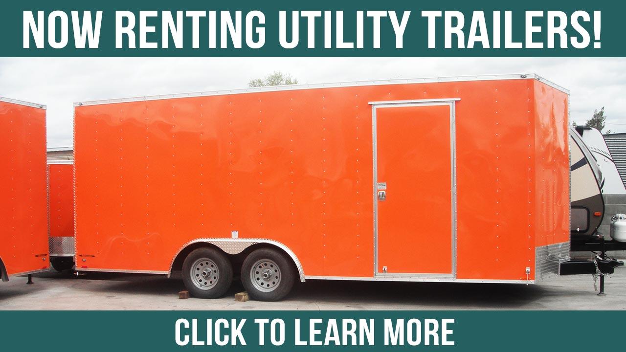 Classic Adventures Rv Motorhomes Campers Utility Trailer Rentals