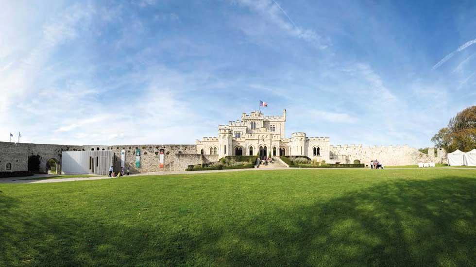 Le château d'Hardelot accueille le Midsummer Festival en juin