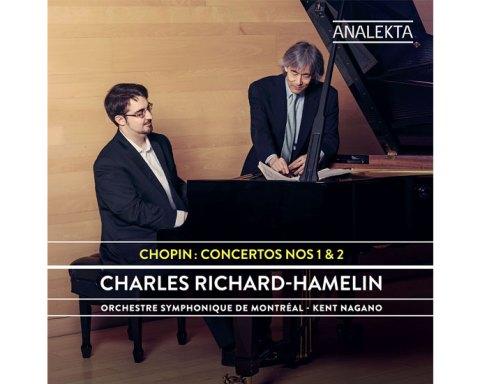 Charles Richard-Hamelin et l'Orchestre symphonique de Montréal réunis pour les concertos de Chopin