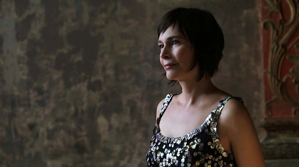 Sandrine Piau se produisait dans Betulia Liberata
