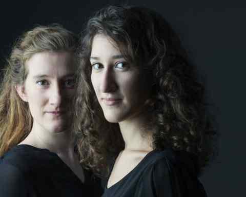 Maria et Nathalia Milstein