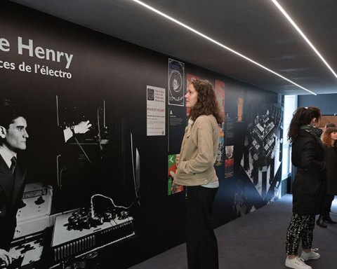 Studio Pierre Henry