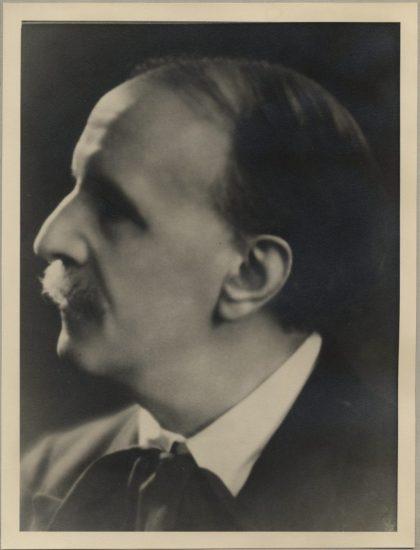Louis Vierne vers 1910
