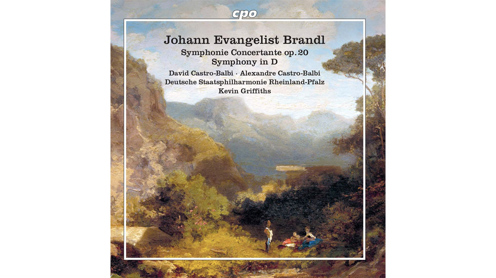 La Deutsche Staatsphilharmonie Rheinland-Pfalz dirigée par Kevin Griffiths dans des œuvres de Johann Evangelist Brandl