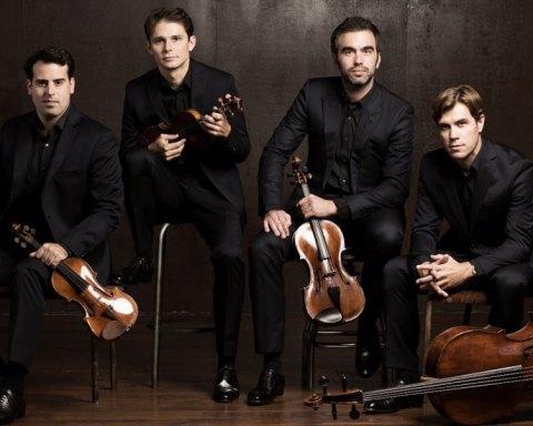 Le Quatuor Modigliani