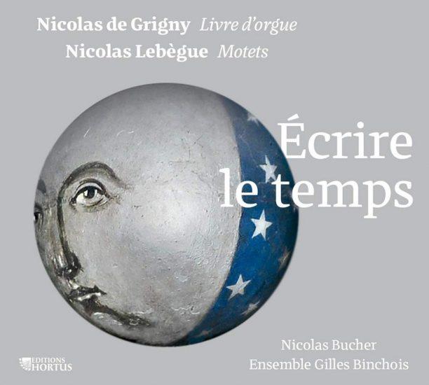 Le disque Ecrire le temps, par Nicolas Bucher