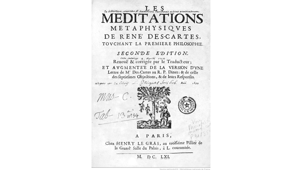 Les Méditations métaphysiques de Descartes