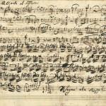 Autographe de Niccolò Paganini, Album d'autographes d'Eugène de Cessole.