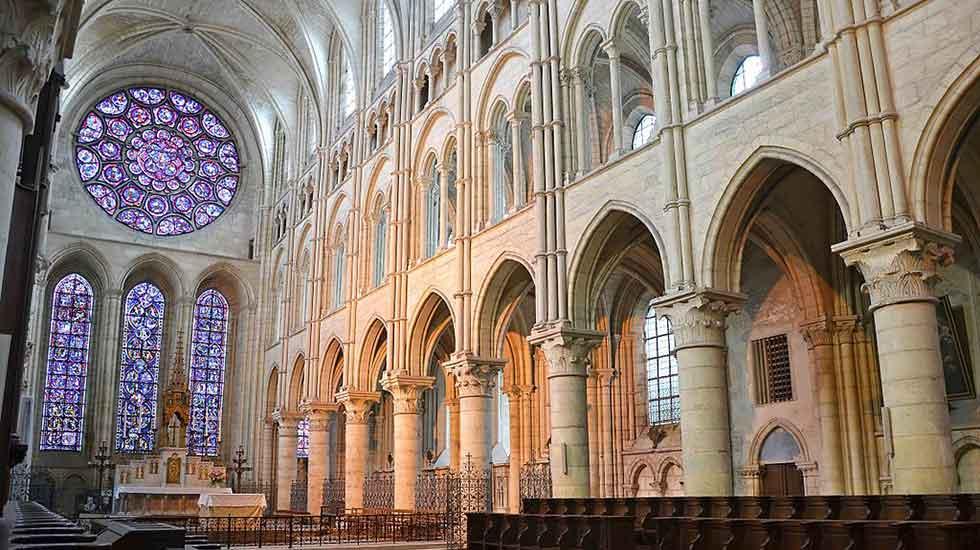La cathédrale de Laon