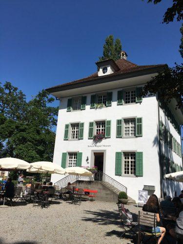 Wagner Museum, Tribschen