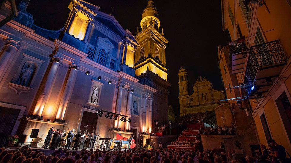 Le festival de musique de Menton © Agence Anrigo