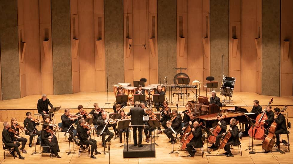 L'orchestre de chambre Nouvelle-Aquitaine